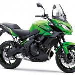 Versys 650 2019 สีเขียว