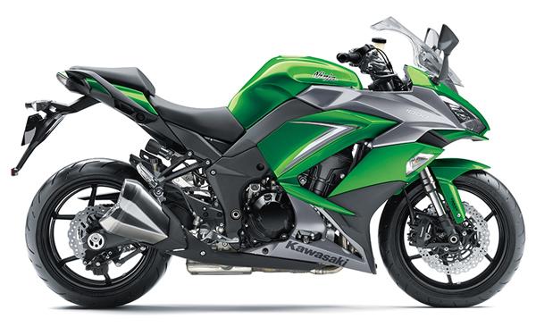 Kawasaki Ninja 1000 2019-2020