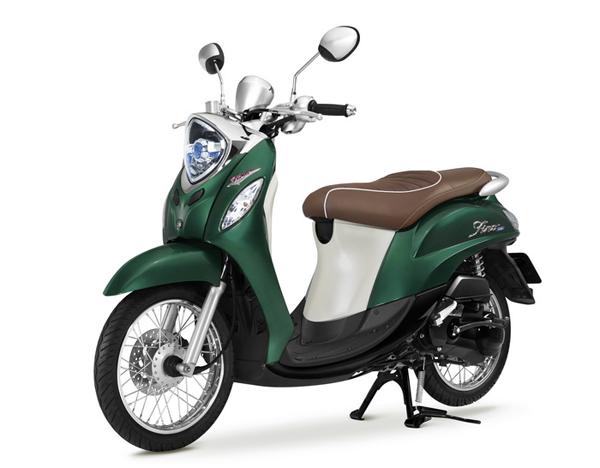 Fino 2019-2020 สีเขียว