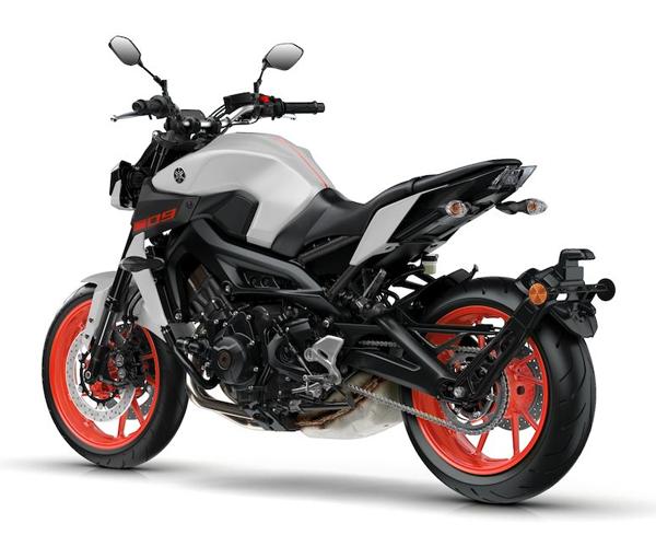 Yamaha MT09 2019-2020