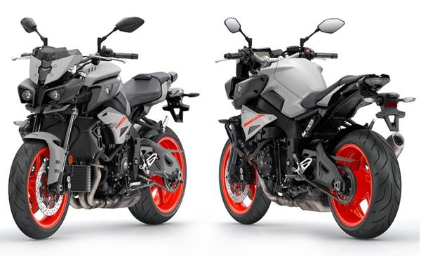 มีคลิป] Yamaha MT 10 ราคา ตารางผ่อน MT 10 2019 มี 3 เฉดสีให้