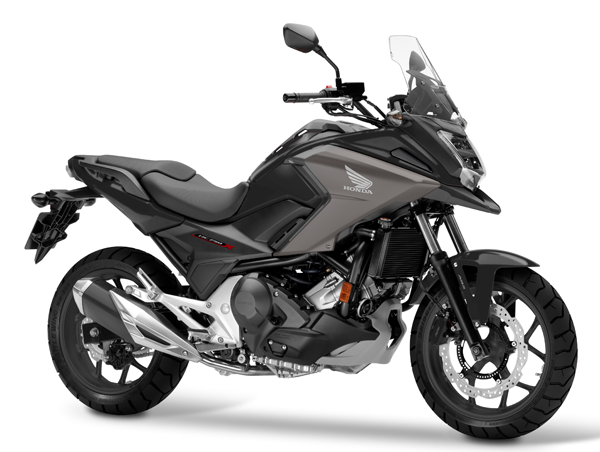 Honda NC750X สีดำ