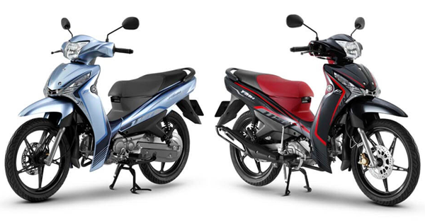 Yamaha Finn 2019-2020