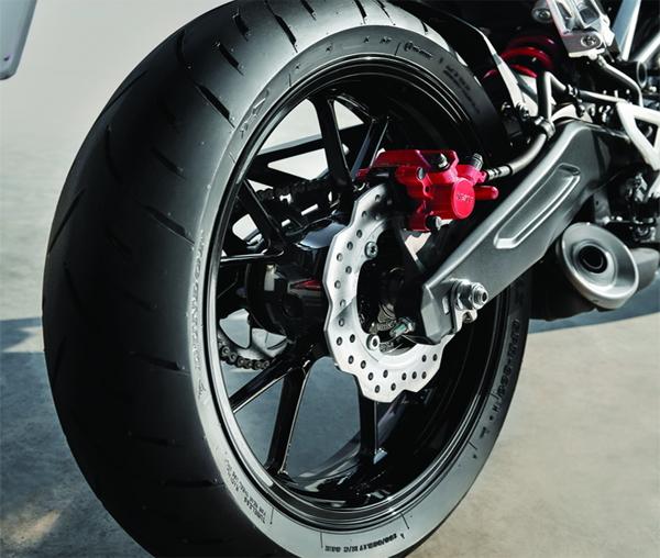 Honda CB150R 2020