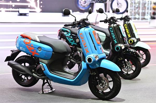 Yamaha QBIX 2019