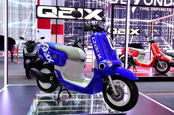 Yamaha QBIX ABS 2019