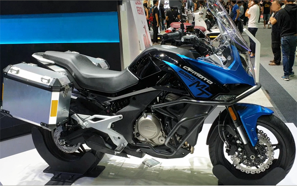 CFMOTO 650MT Touring