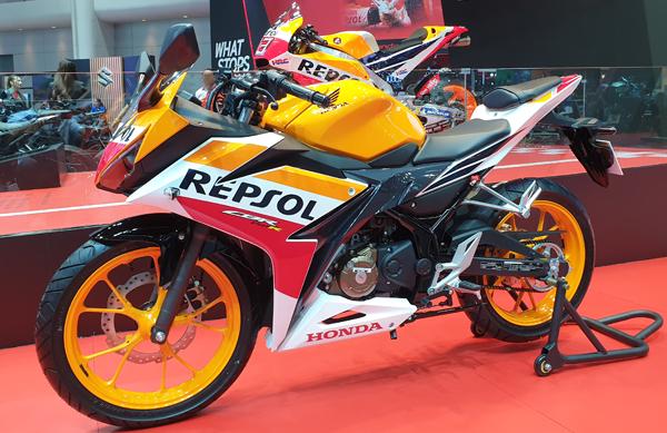 Honda CBR150 2019