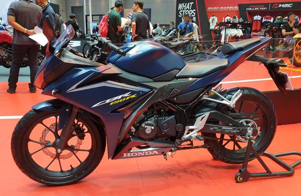 Honda CBR150R 2020 สเปค