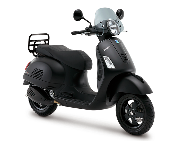 2019 vespa gts super 300 notte edition. Black Bedroom Furniture Sets. Home Design Ideas