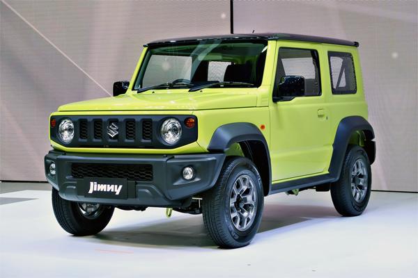 Suzuki Jimny, ตารางผ่อน, ราคา, โปรโมชั่น, Jimny