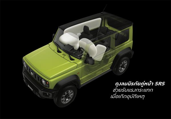New Suzuki Jimny 2019-2020