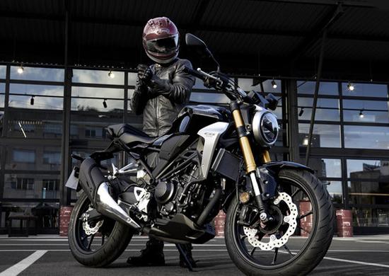 Honda CB300R 2020
