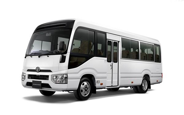 Toyota Coaster 2019-2020
